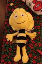 Pszczółka Maja była dzisiaj z nami.