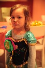 Księżniczka gotowa na bal!