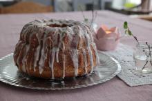 Przygotowano smakowite, świąteczne ciasta.