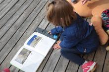 Śpiewająca książka, uczymy się rozpoznawać głosy ptaków.