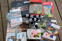 Z Biura Polskiej Organizacji Turystycznej w Sztokholmie, otrzymaliśmy wspracie w postaci przepięknych materiałów o różnych regionach Polski.