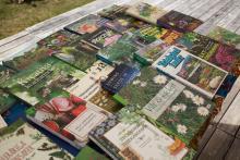 Literatura ogrodnicza.